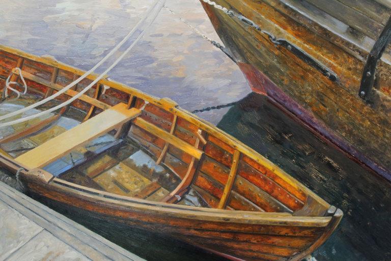 Belle's Boat