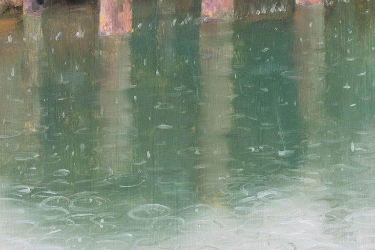 Point Hudson Rain