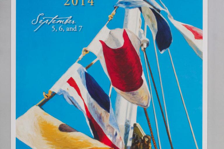 Wooden Boat Festival 2014
